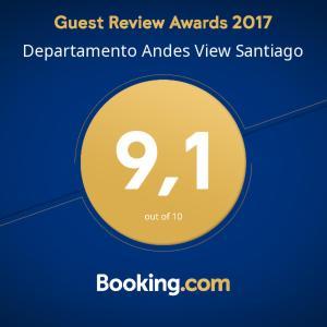 Departamento Andes View Santiago, Apartments  Santiago - big - 19