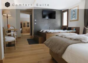 Relais Assunta Madre, Hotels  Rivisondoli - big - 19