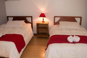 Pirwa Posada del Corregidor, Guest houses  Cusco - big - 17