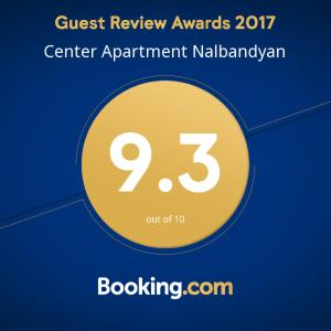 Center Apartment Nalbandyan, Apartmány  Jerevan - big - 32