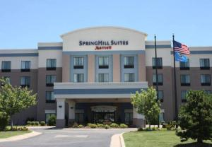 SpringHill Suites by Marriott Oklahoma City Airport, Szállodák  Oklahoma City - big - 1