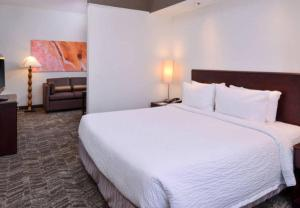 SpringHill Suites by Marriott Oklahoma City Airport, Szállodák  Oklahoma City - big - 6