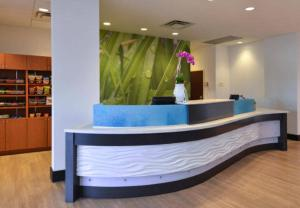 SpringHill Suites by Marriott Oklahoma City Airport, Szállodák  Oklahoma City - big - 24