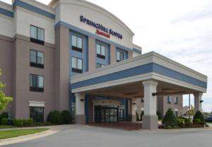 SpringHill Suites by Marriott Oklahoma City Airport, Szállodák  Oklahoma City - big - 25