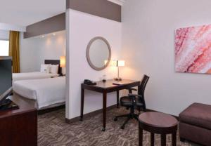 SpringHill Suites by Marriott Oklahoma City Airport, Szállodák  Oklahoma City - big - 4