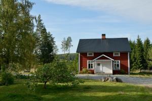Chata Torpet i Sjö Nyland Švédsko