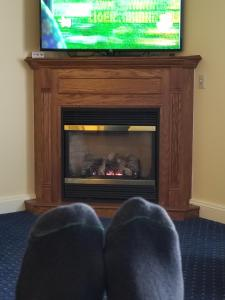 Fireside Inn & Suites Waterville, Отели  Waterville - big - 15