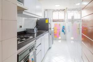 Apartment Santa Barbara, Appartamenti  Bogotá - big - 17
