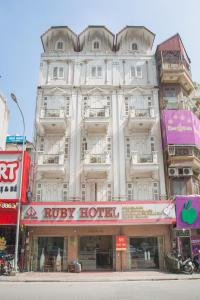 Ruby Hotel, Hotels  Hanoi - big - 18