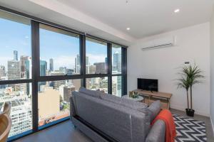 Melbourne CBD 1 Bedroom Deluxe@La Trobe Tower