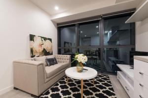 Central Melbourne Modern 1 Bedroom@La Trobe Tower