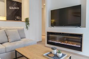 Olympus Residence, Ferienwohnungen  Athen - big - 124