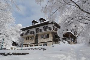 Tonckov dom na Lisci