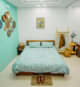 Indochine Flat 101- BBQ Garden (Hanoi Old Quarter), Apartmány  Hanoj - big - 2
