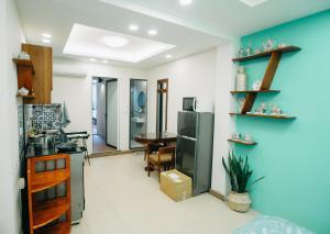 Indochine Flat 101- BBQ Garden (Hanoi Old Quarter), Apartmány  Hanoj - big - 6