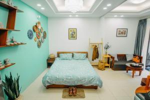 Indochine Flat 101- BBQ Garden (Hanoi Old Quarter), Apartmány  Hanoj - big - 1