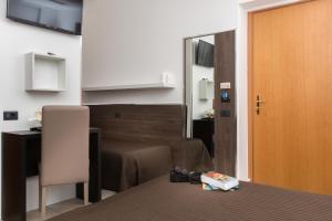 Hotel Isola Verde, Отели  Торболе - big - 21