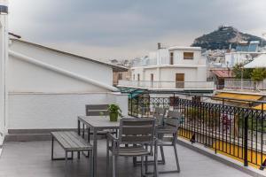 Olympus Residence, Ferienwohnungen  Athen - big - 52