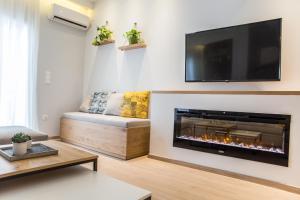 Olympus Residence, Ferienwohnungen  Athen - big - 85