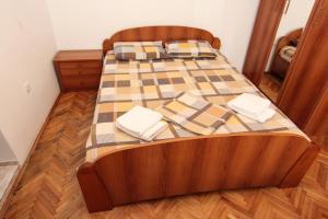 Guesthouse Monte Top Ksenia D, Affittacamere  Budua - big - 10