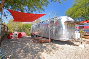 Palm Canyon Hotel and RV Resort, Resorts  Borrego Springs - big - 24