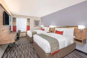 Microtel Inn & Suites by Wyndham Sudbury, Hotely  Sudbury - big - 11