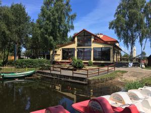 Stanica Wodna, Resort  Dźwirzyno - big - 53