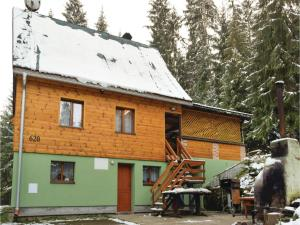 Six-Bedroom Holiday Home in Stefanov nad Oravou, Nyaralók  Felsőstepanó - big - 14
