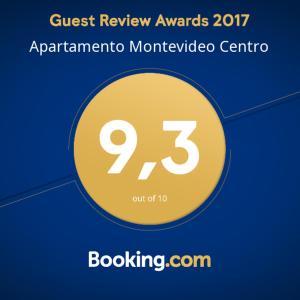 Apartamento Montevideo Centro, Ferienwohnungen  Montevideo - big - 41