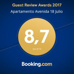 Apartamento Avenida 18 Julio, Apartments  Montevideo - big - 37