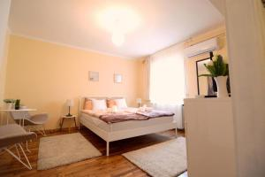 Singidunum apartment, Appartamenti  Belgrado - big - 11