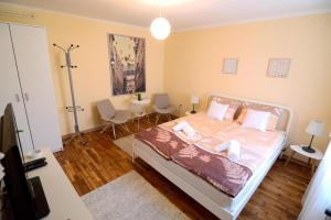 Singidunum apartment, Appartamenti  Belgrado - big - 7