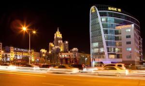 Отель Жумбактас Астана