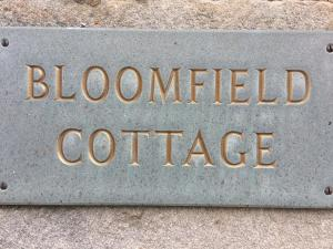 Bloomfield Cottage