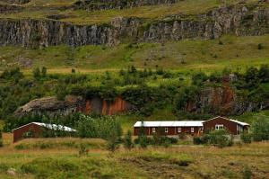 Guesthouse Fljótsdalsgrund, Apartmány  Valþjófsstaður - big - 21