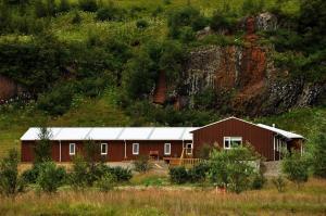 Guesthouse Fljótsdalsgrund, Apartmány  Valþjófsstaður - big - 20