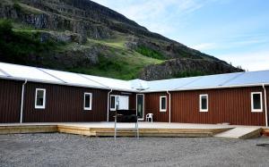 Guesthouse Fljótsdalsgrund, Apartmány  Valþjófsstaður - big - 19