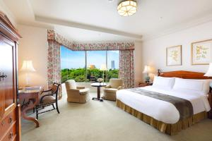 Premier Classic King Room with Garden View
