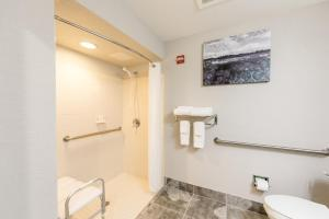 King Room with Roll-in Shower - Disability Access/Non-Smoking
