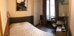 Single Room with Court View