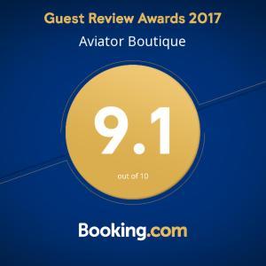 Aviator Boutique, Hotely  Otopeni - big - 75