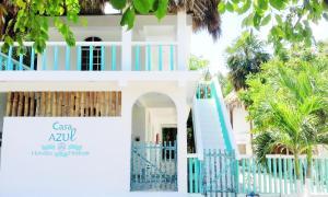 Casa Azul, Hotels  Holbox Island - big - 10