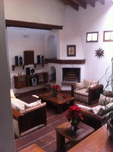 Tequisquiapan, Zona Centro, Дома для отпуска  Текискиапан - big - 13