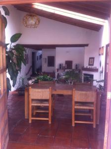 Tequisquiapan, Zona Centro, Holiday homes  Tequisquiapan - big - 9