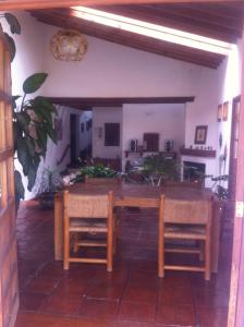 Tequisquiapan, Zona Centro, Дома для отпуска  Текискиапан - big - 5