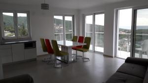 Apartments Odiva, Apartmány  Luštica - big - 3