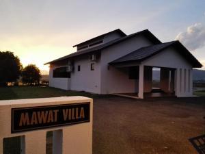 Mawat Villa, Дома для отпуска  Куах - big - 15