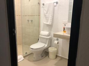 Luxury Apartments Donwtown, Appartamenti  Cancún - big - 18