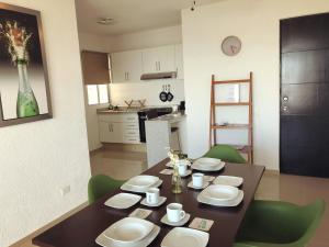 Luxury Apartments Donwtown, Appartamenti  Cancún - big - 25