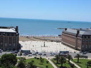 Apartamento Eden frente a la playa, Apartmanok  Mar del Plata - big - 59